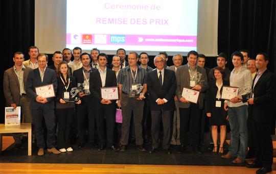 trophées économique numérique 2011