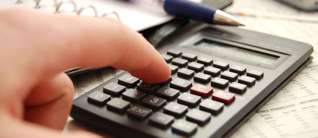 une calculatrice c'est utile pour calculer sa marge