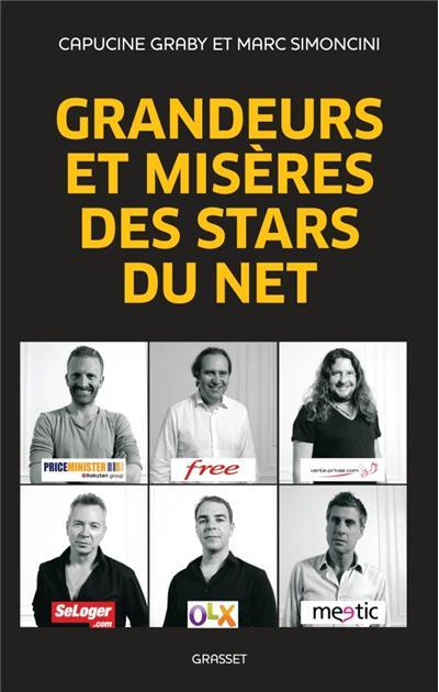 Grandeurs et misères des stars du net