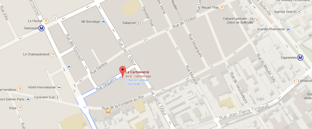 La Cartonnerie   Google Maps