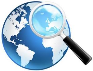 recherche globe