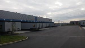 UPS Lyon Jonage